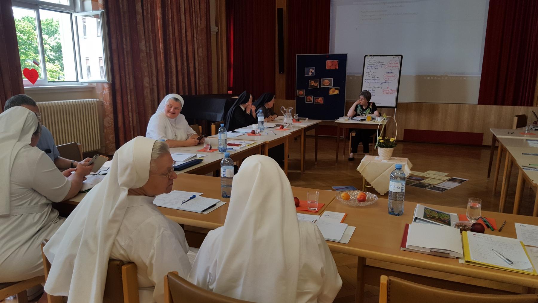 1.07.2017 - Spotkanie Delegatek