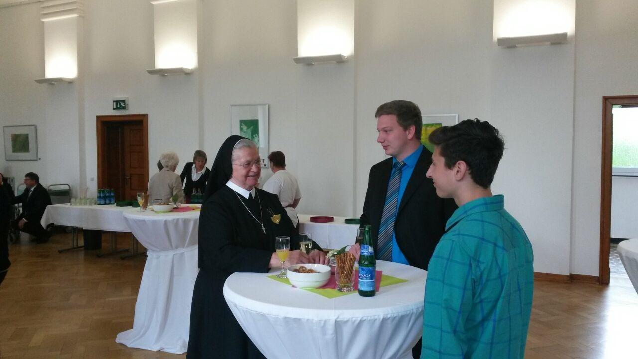 18.06.2017 - Świętowanie jubileuszy Sióstr
